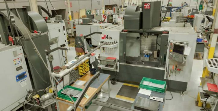 HMC - Horizontal Machining Centers